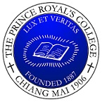 The Prince Royal's College的主页标志